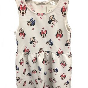 H and M Cute Minnie Mouse Dress!